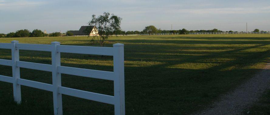 North pasture